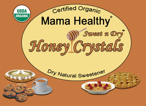 Mama Healthy Honey Crystals